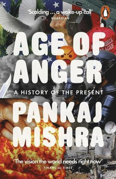 bokomslag Age of Anger - A History of the Present