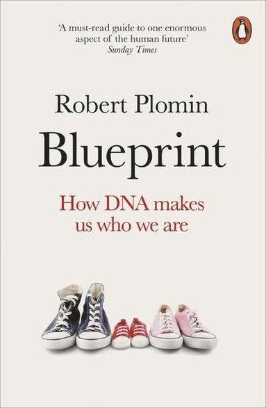 bokomslag Blueprint: How DNA Makes Us Who We Are