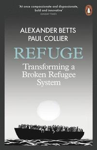 bokomslag Refuge