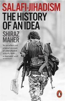 bokomslag Salafi-jihadism - the history of an idea