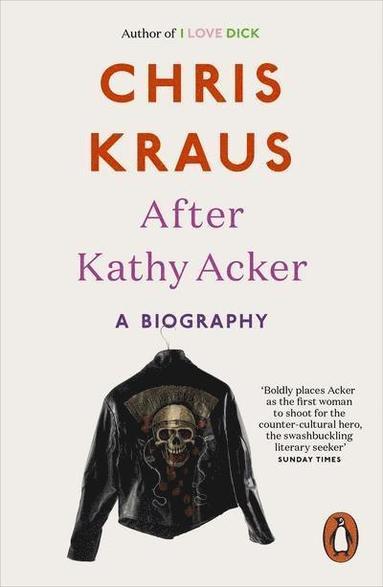 bokomslag After Kathy Acker