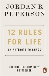 bokomslag 12 Rules for Life: An Antidote to Chaos
