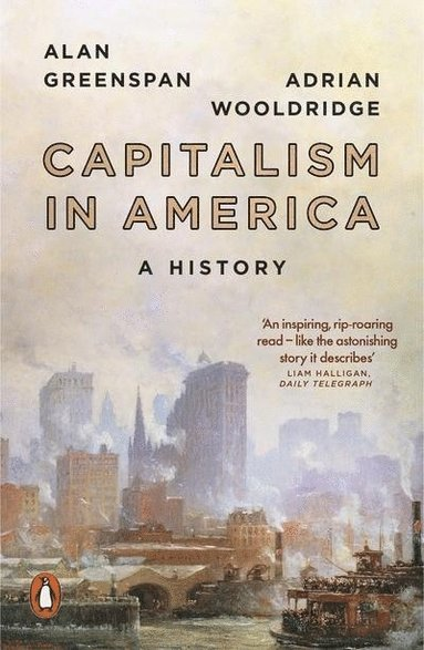 bokomslag Capitalism in America: A History
