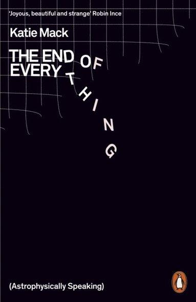 bokomslag The End of Everything: (Astrophysically Speaking)