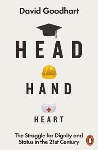 bokomslag Head Hand Heart