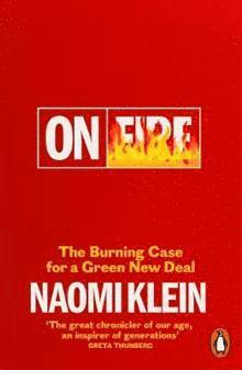 bokomslag On Fire