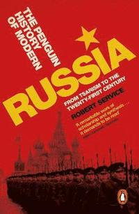 bokomslag The Penguin History of Modern Russia: From Tsarism to the Twenty-first Century