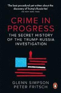 bokomslag Crime in Progress