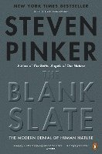 bokomslag The Blank Slate: The Modern Denial of Human Nature