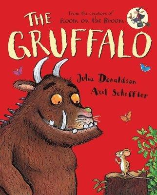 bokomslag The Gruffalo