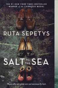 bokomslag Salt To The Sea