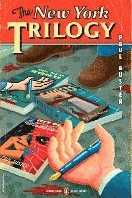 bokomslag The New York trilogy