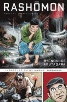 bokomslag Rashomon and Seventeen Other Stories