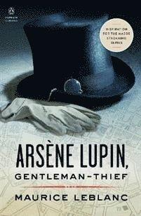 bokomslag Arsene Lupin, Gentleman-Thief