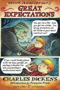 bokomslag Great expectations (penguin classics deluxe edition)