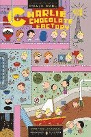 Charlie and the chocolate factory (penguin classics deluxe edition)