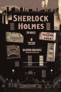 bokomslag Sherlock holmes: the novels