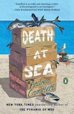 bokomslag Death At Sea