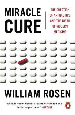 bokomslag Miracle Cure: The Creation of Antibiotics and the Birth of Modern Medicine