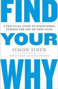 bokomslag Find Your Why