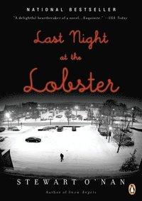 bokomslag Last Night at the Lobster