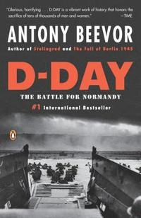 bokomslag D-Day: The Battle for Normandy