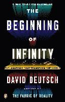bokomslag The Beginning of Infinity: Explanations That Transform the World