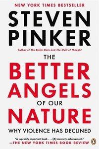 bokomslag Better Angels Of Our Nature