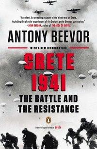 bokomslag Crete 1941: The Battle and the Resistance