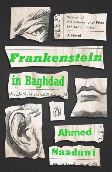 bokomslag Frankenstein in Baghdad