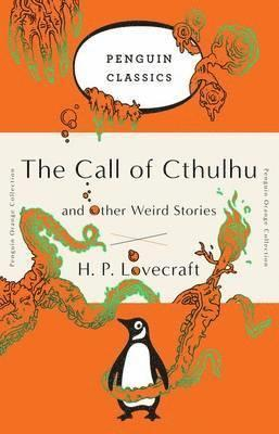 bokomslag Call Of Cthulhu And Other Weird Stories
