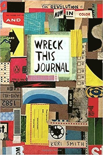 bokomslag Wreck This Journal: Now in Color