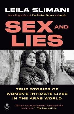 bokomslag Sex And Lies