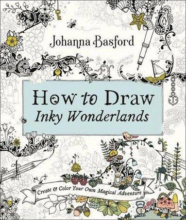 bokomslag How to Draw Inky Wonderlands