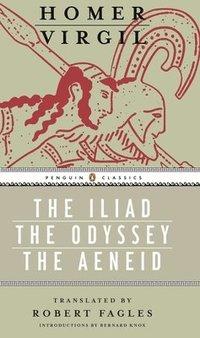 bokomslag Iliad, The Odyssey, And The Aeneid Box Set