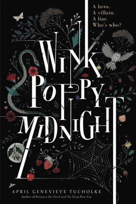 bokomslag Wink. Poppy. Midnight