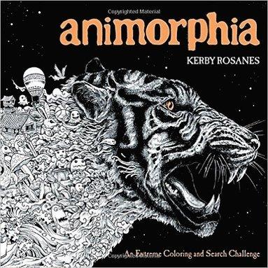 bokomslag Animorphia