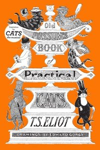bokomslag Old Possum's Book Of Practical Cats, Illustrated Edition
