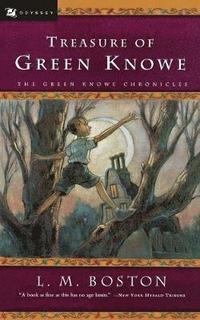 bokomslag Treasure of Green Knowe