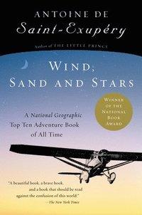 bokomslag Wind, Sand And Stars