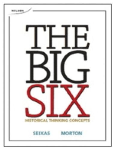 bokomslag The Big Six: Historical Thinking Concepts Student Book + DVD
