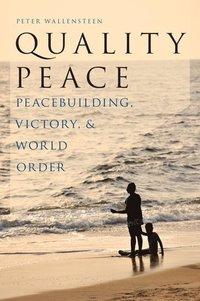 bokomslag Quality Peace
