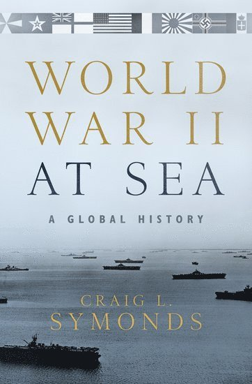 bokomslag World War II at Sea: A Global History
