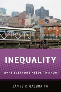 bokomslag Inequality