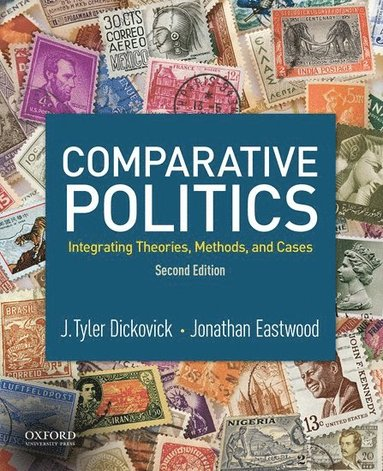 bokomslag Comparative Politics: Integrating Theories, Methods, and Cases