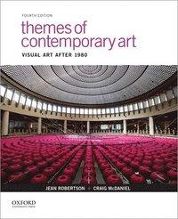 bokomslag Themes of Contemporary Art: Visual Art After 1980