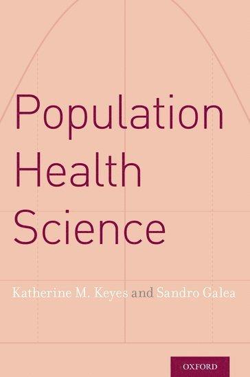 bokomslag Population Health Science