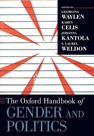 bokomslag The Oxford Handbook of Gender and Politics