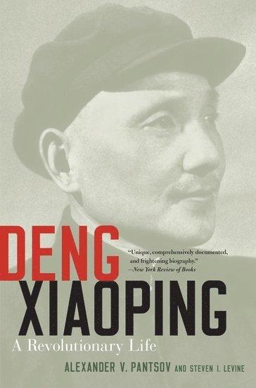 bokomslag Deng xiaoping - a revolutionary life