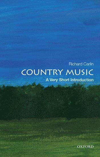 bokomslag Country Music: A Very Short Introduction